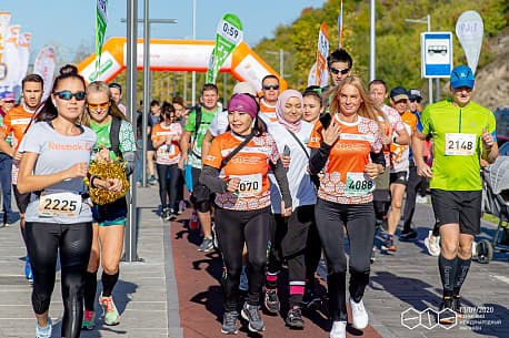 Забег Parkinson day run